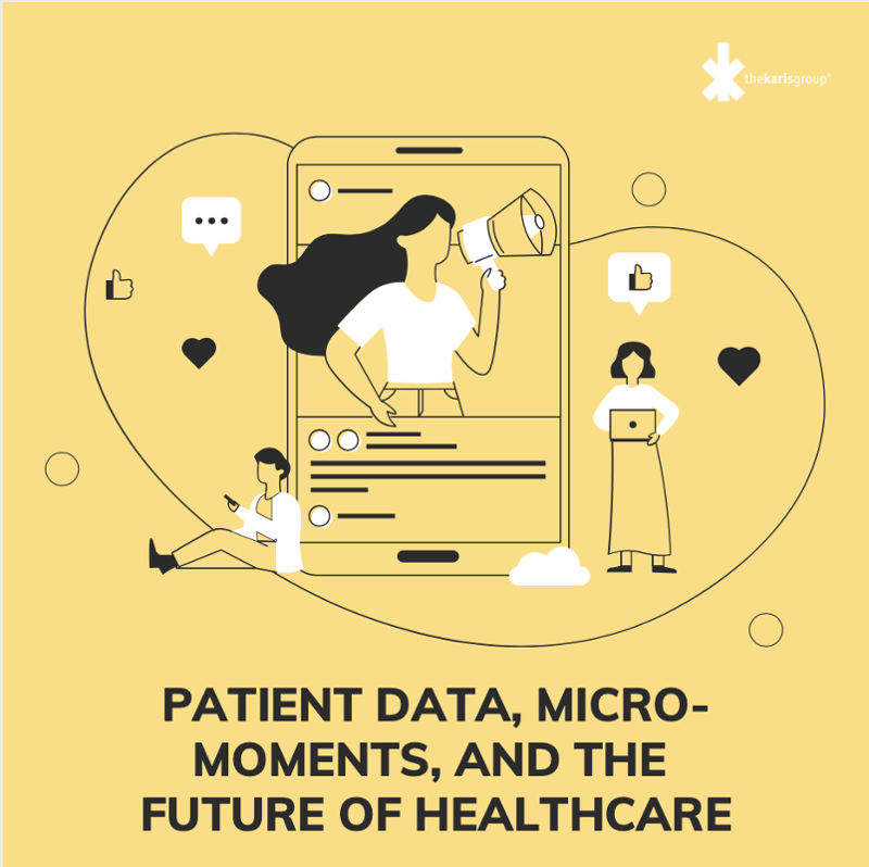 Patient Data, Micro-Moments, and The Future of Healthcare