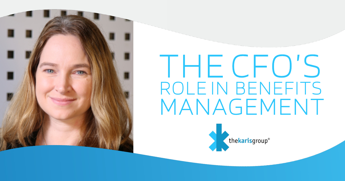 The CFO's Role in Benefits Management
